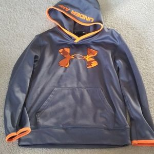 Under Armour boys hoodie size 7